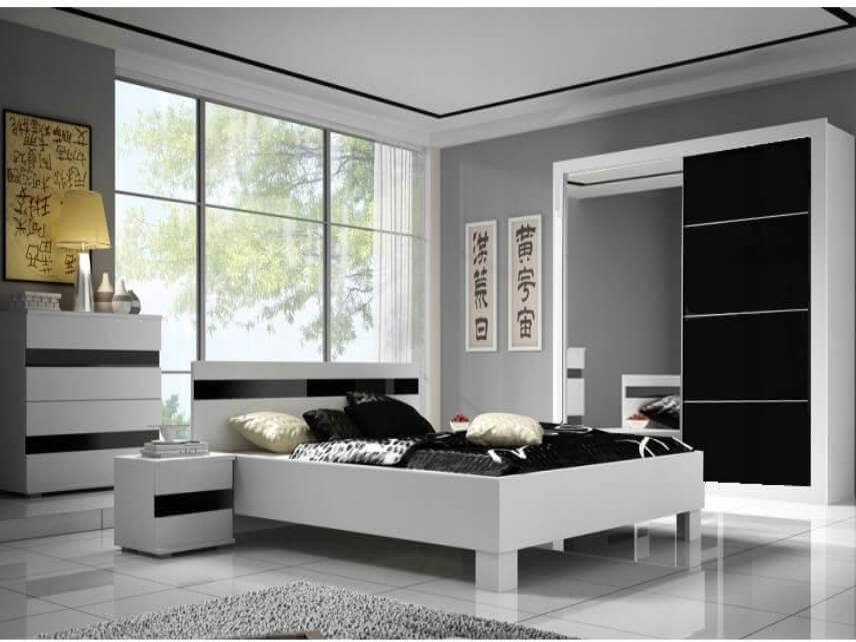 ID Manželská posteľ Basia 200x160