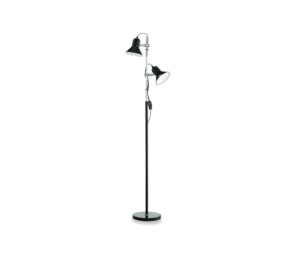 Ideal Lux 61139 - Stojacia lampa 2xE27/60W/230V