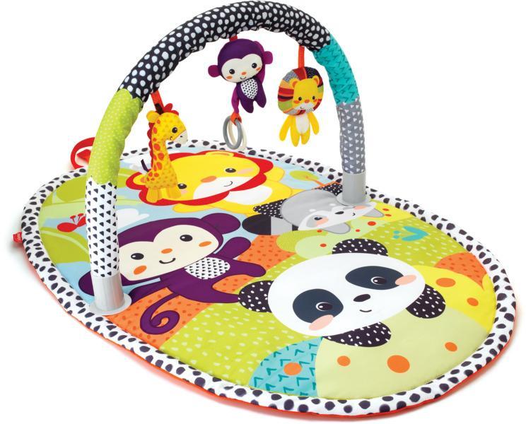 INFANTINO - Hracia deka s hrazdou ZOO