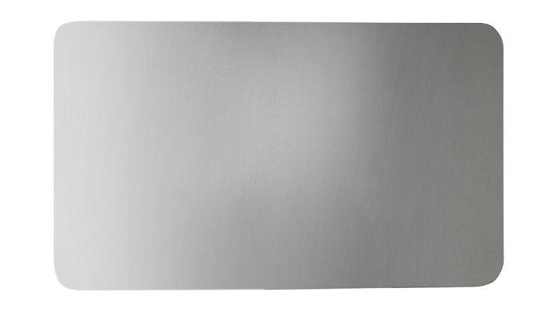 Ishape AG510 zrkadlo 100x50 cm, zaoblené rohy, bez uchytenia