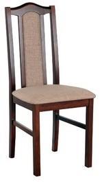 Jedálenská stolička BOSS 2 Bílá Tkanina 8