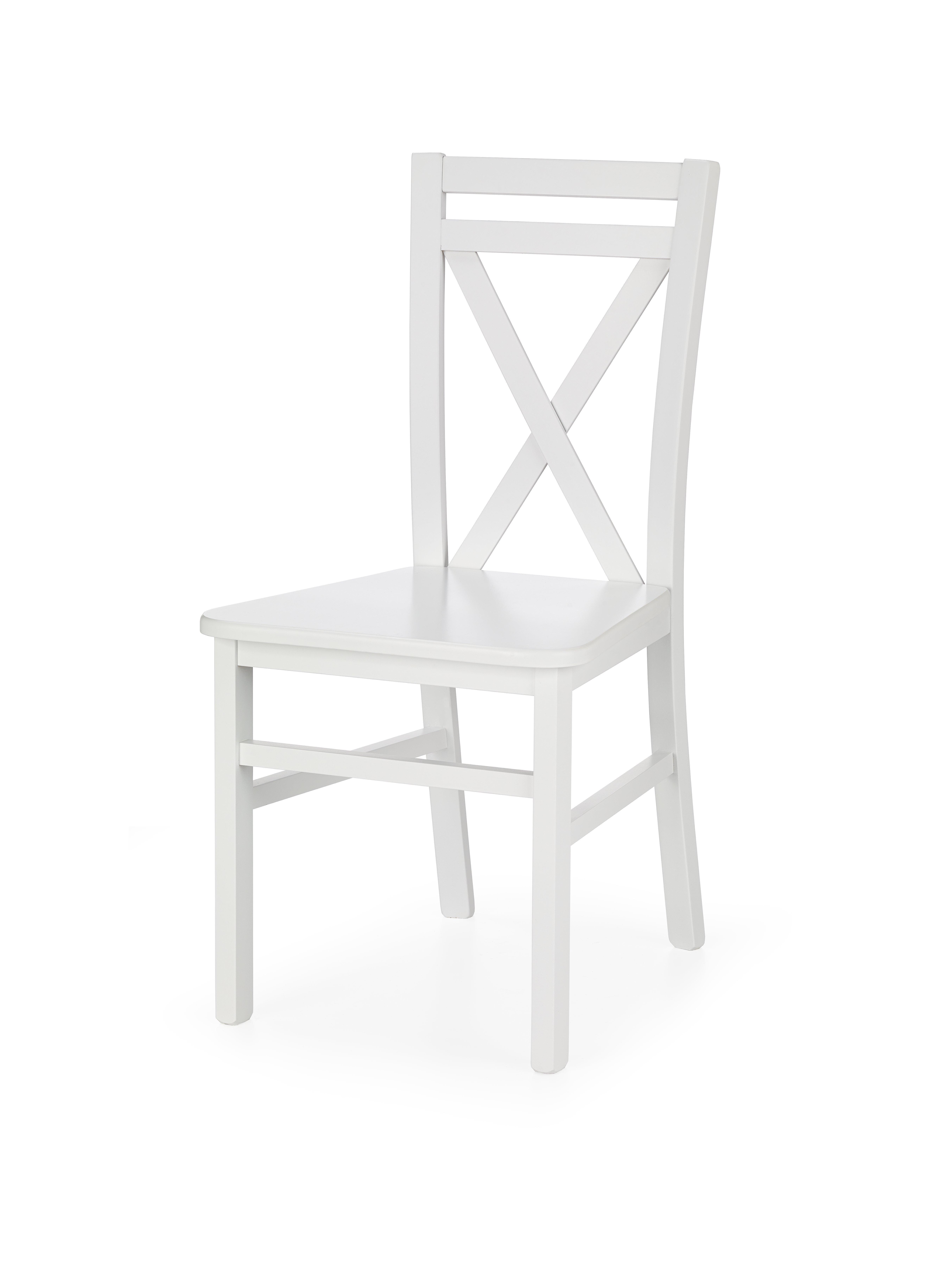Jedálenská stolička - Halmar - Dariusz 2 (biela). Sme autorizovaný predajca Halmar.