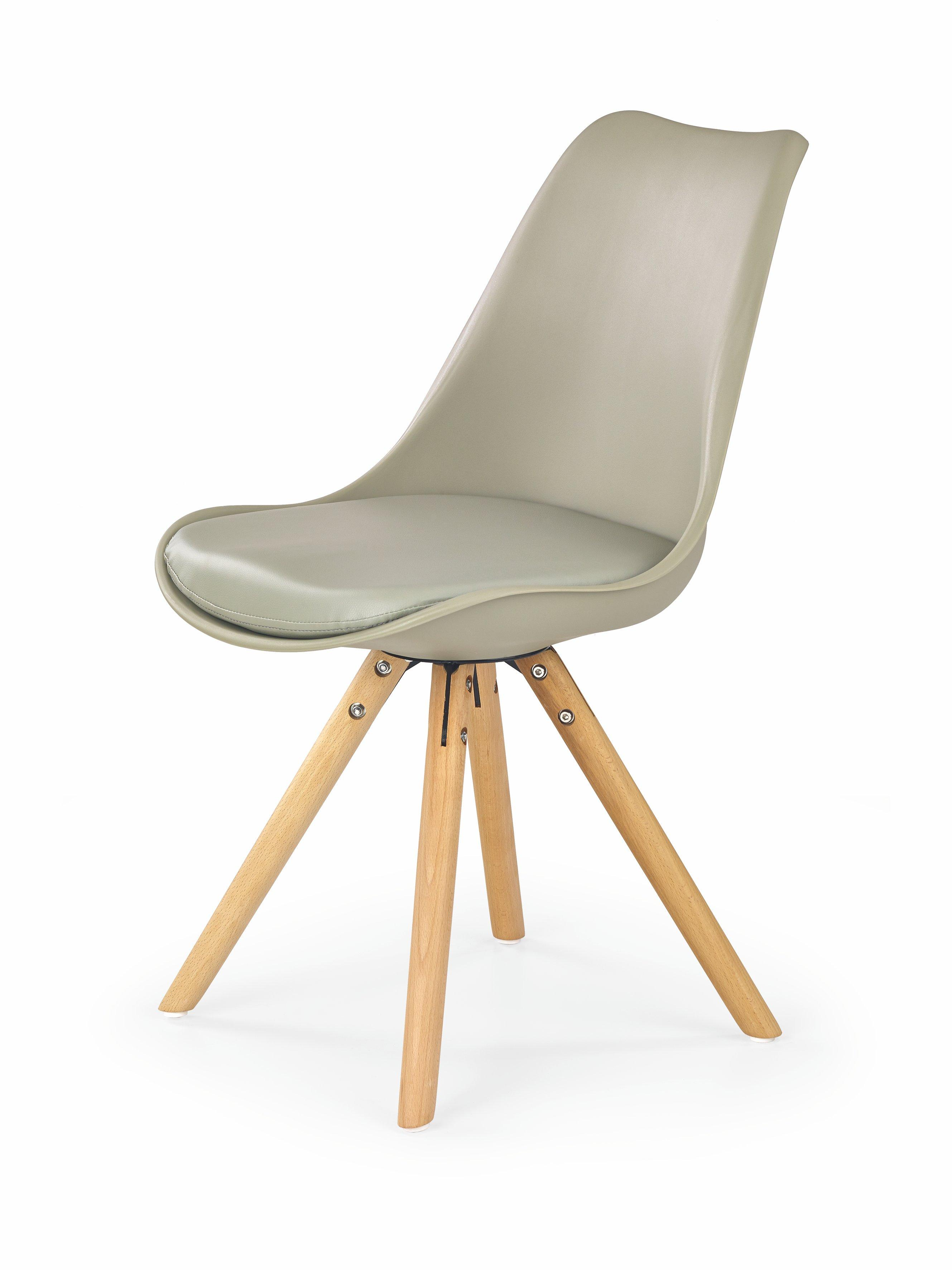 Jedálenská stolička - Halmar - K201 (khaki). Akcia -8%. Sme autorizovaný predajca Halmar.
