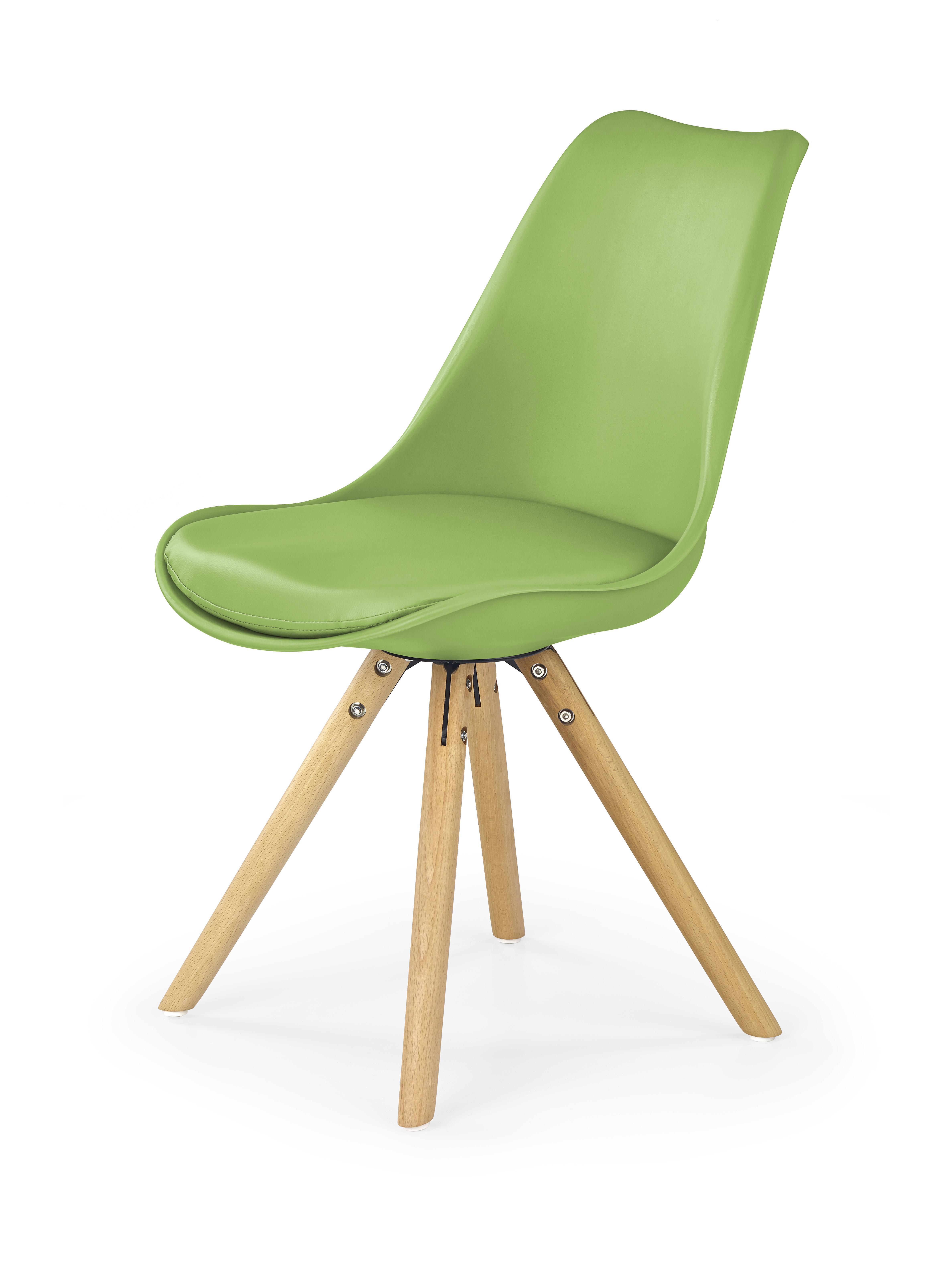 Jedálenská stolička - Halmar - K201 (zelená). Akcia -6%. Sme autorizovaný predajca Halmar.