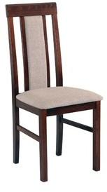 Jedálenská stolička NILO 2 Dub sonoma Tkanina 25X