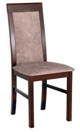Jedálenská stolička NILO 6 Dub sonoma Tkanina 9