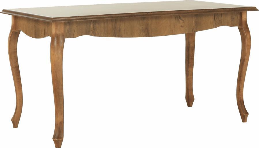 Jedálenský stôl DA19, dub lefkas, VILAR