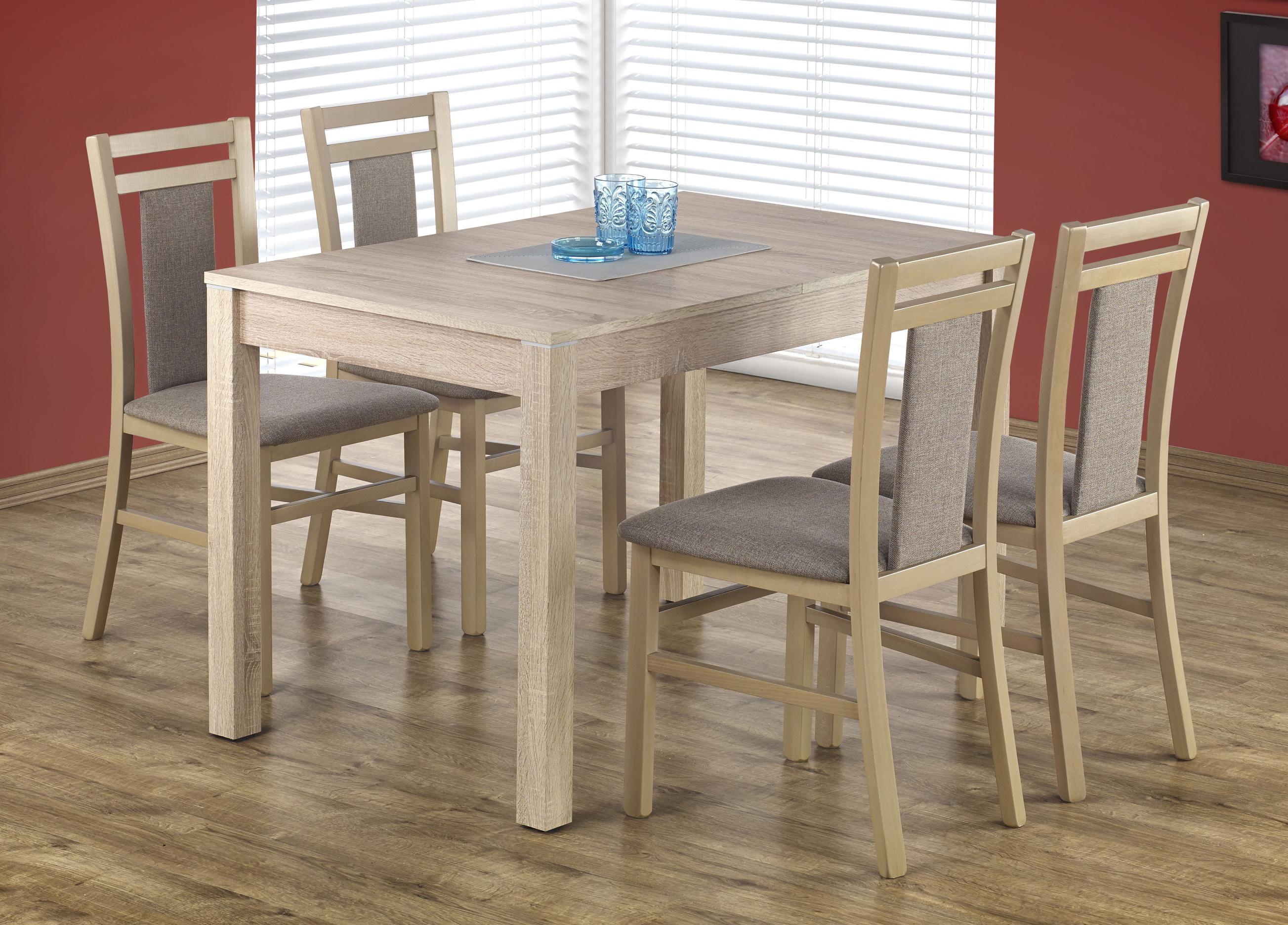 Jedálenský stôl - Halmar - MAURYCY (pre 4 až 6 osôb). Sme autorizovaný predajca Halmar.