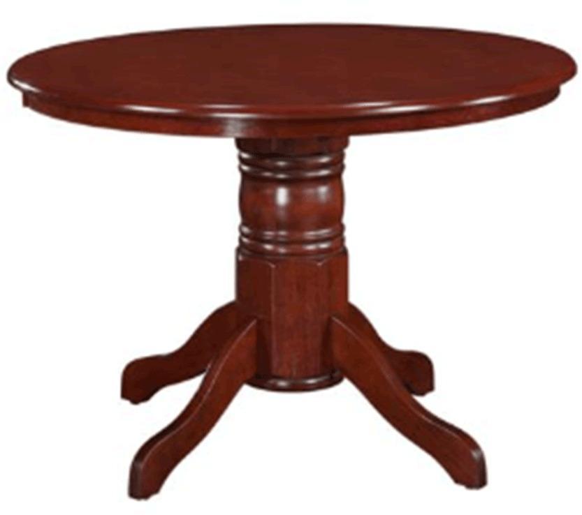 Jedálenský stôl TABLOS gaštan Tempo Kondela