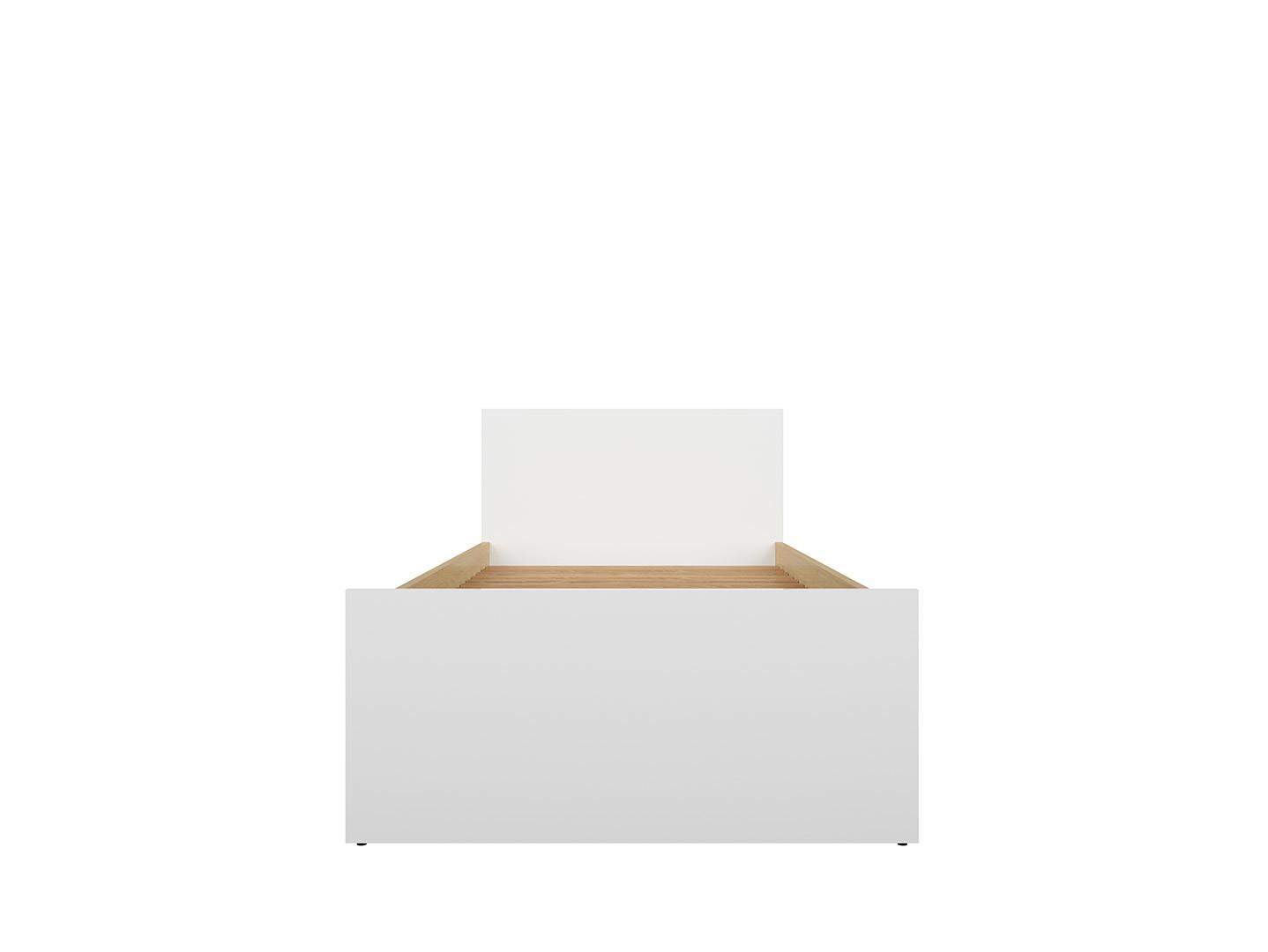 Jednolôžková posteľ 90 cm BRW Princeton LOZ/90