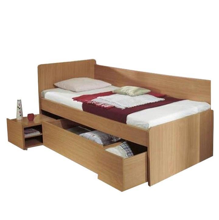 Jednolôžková posteľ 90 cm Onley 81219