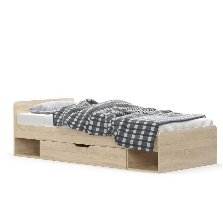 Jednolôžková posteľ 90 cm Thornham 1S/90 (s úl. priestorom)