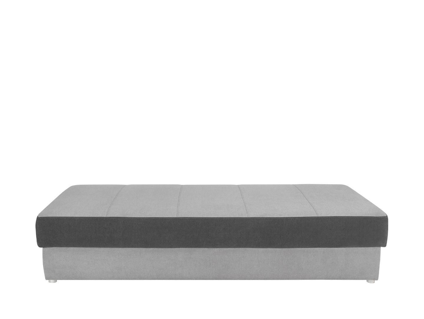 Jednolôžková posteľ (váľanda) BRW Pepe LBK (sivá)