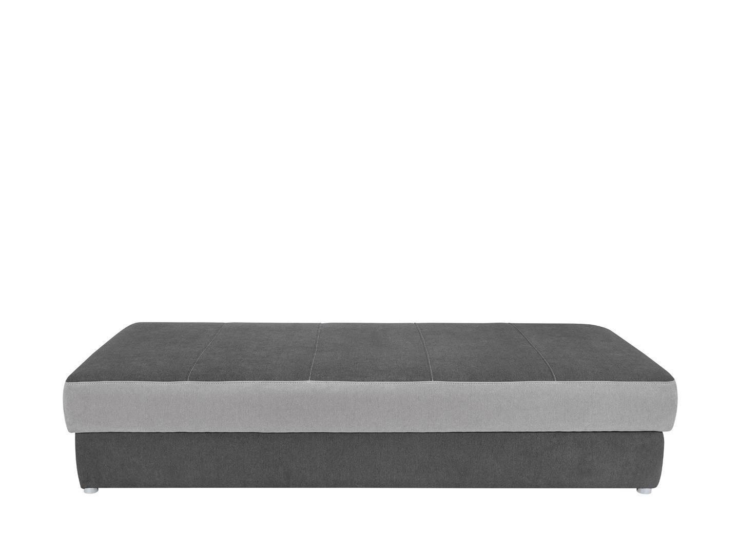 Jednolôžková posteľ (váľanda) BRW Pepe LBK (tmavosivá)