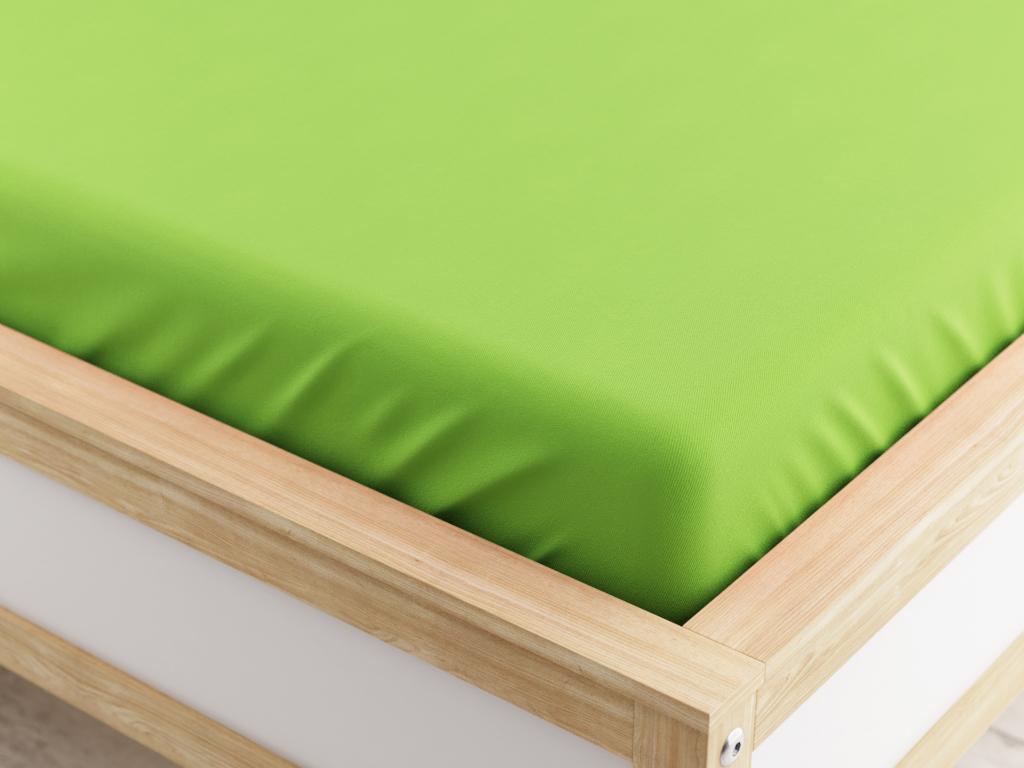 Jersey plachta zelená 90 x 200 cm Gramáž: 190 g/m2