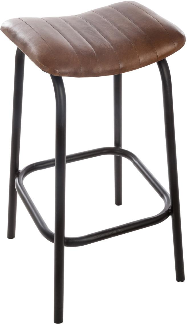 JJA Barová stolička Rangeland - Hnedá