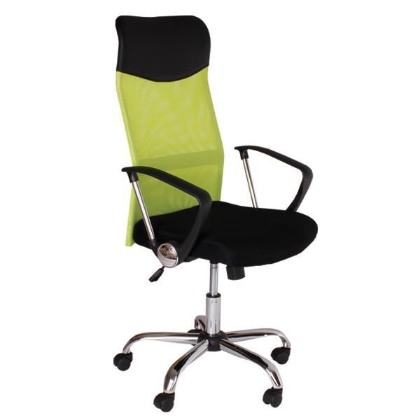 Kancelárska stolička čierna TABOO ZK07