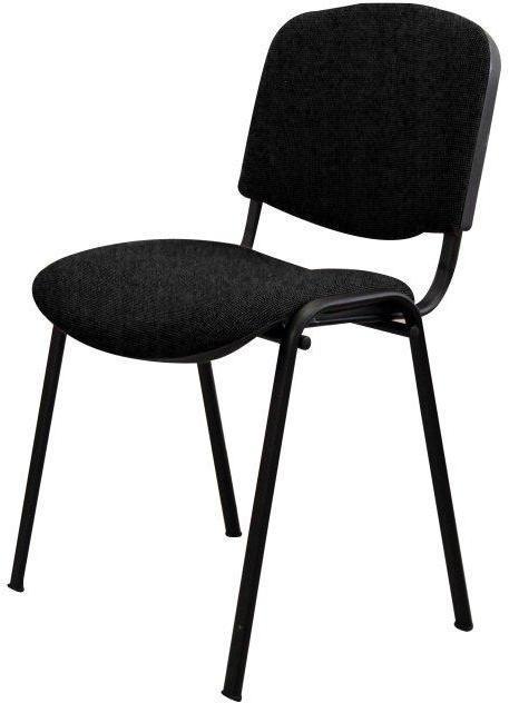 Kancelárská stolička ISO NEW čierná Tempo Kondela