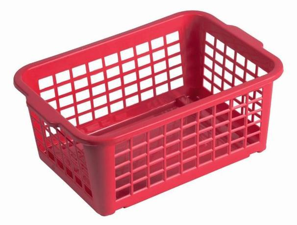 Keeeper Košík mini, plast, červený