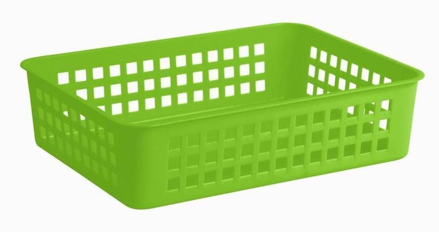 Keeeper Košík plastový, zelený