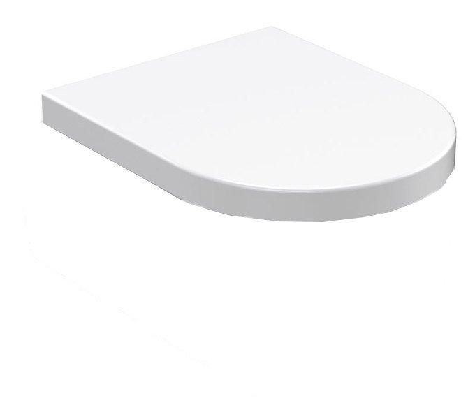 Kerasan Flo 318901 WC sedátko, duroplast, biele
