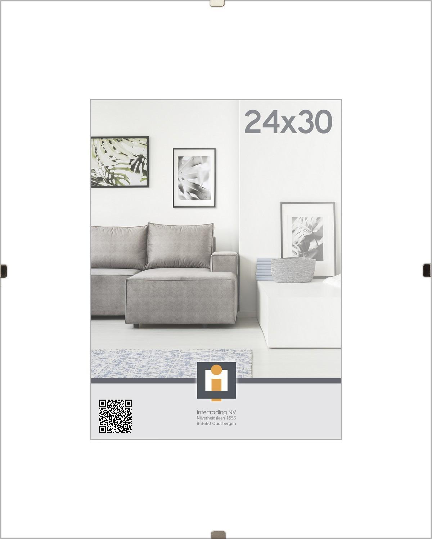 Klipový rámček 24x30 cm