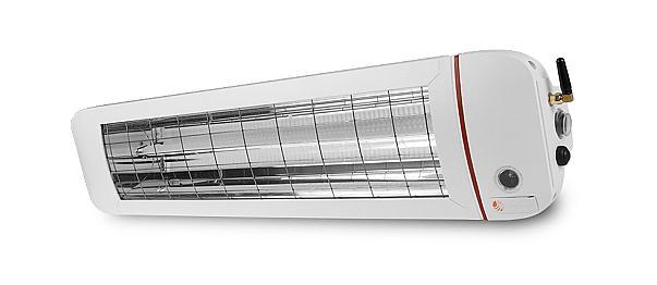 Knoch Infrarot-Technik Infražiarič ComfortSun24 2800W Bluetooth - biely