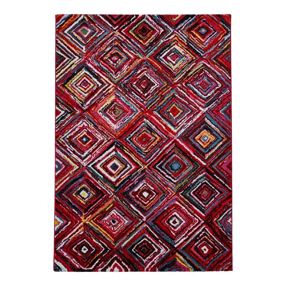 Koberec Think Rugs Sunrise Tiles, 160 × 220 cm