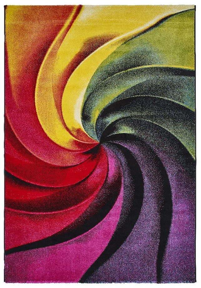 Koberec Think Rugs Sunrise Twirl, 120 × 170 cm