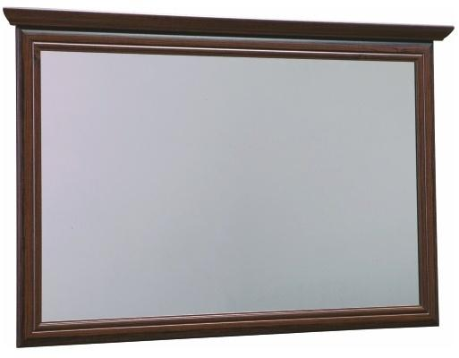 KONDELA Kora KC2 rustikálne zrkadlo na stenu samoa king