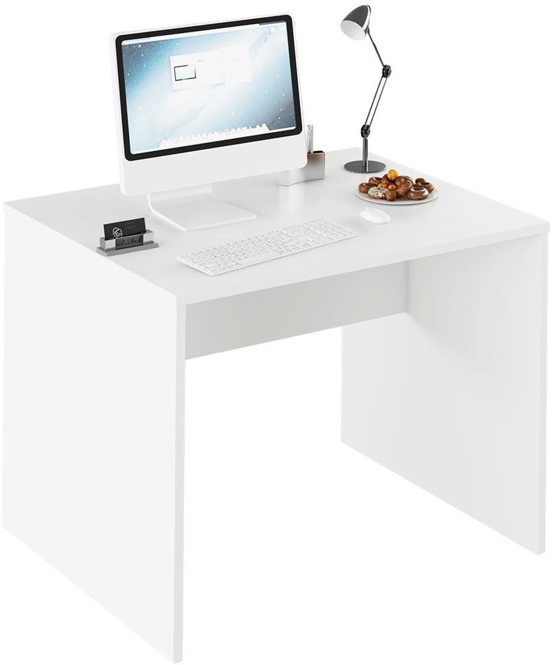 KONDELA Rioma Typ 12 pc stolík biela