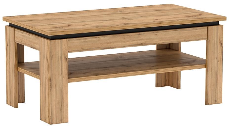 KONDELA Toronta T konferenčný stolík dub wotan