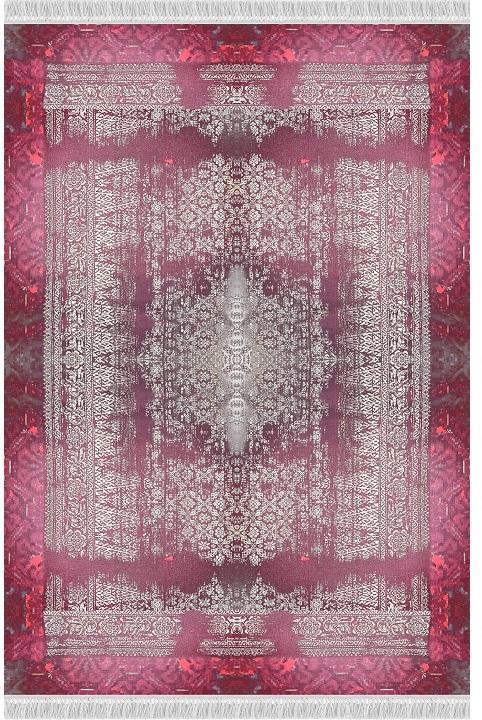 KONDELA Veldar koberec 160x230 cm vínovočervená