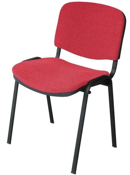 Konferenčná stolička Seza New (červená)