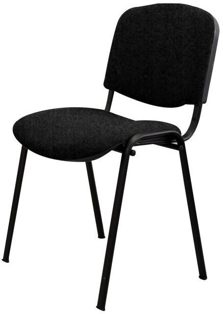 Konferenčná stolička Seza New (čierna)