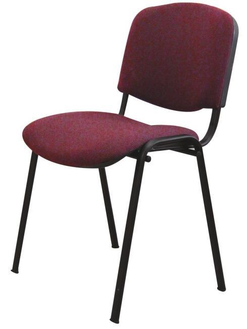 Konferenčná stolička Seza New (bordová)
