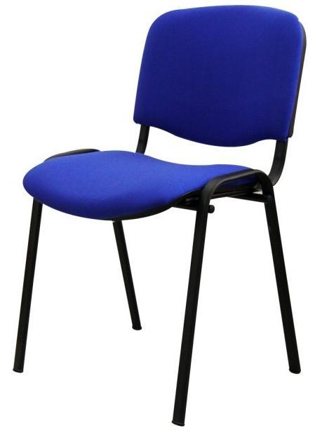 Konferenčná stolička Isior modrá