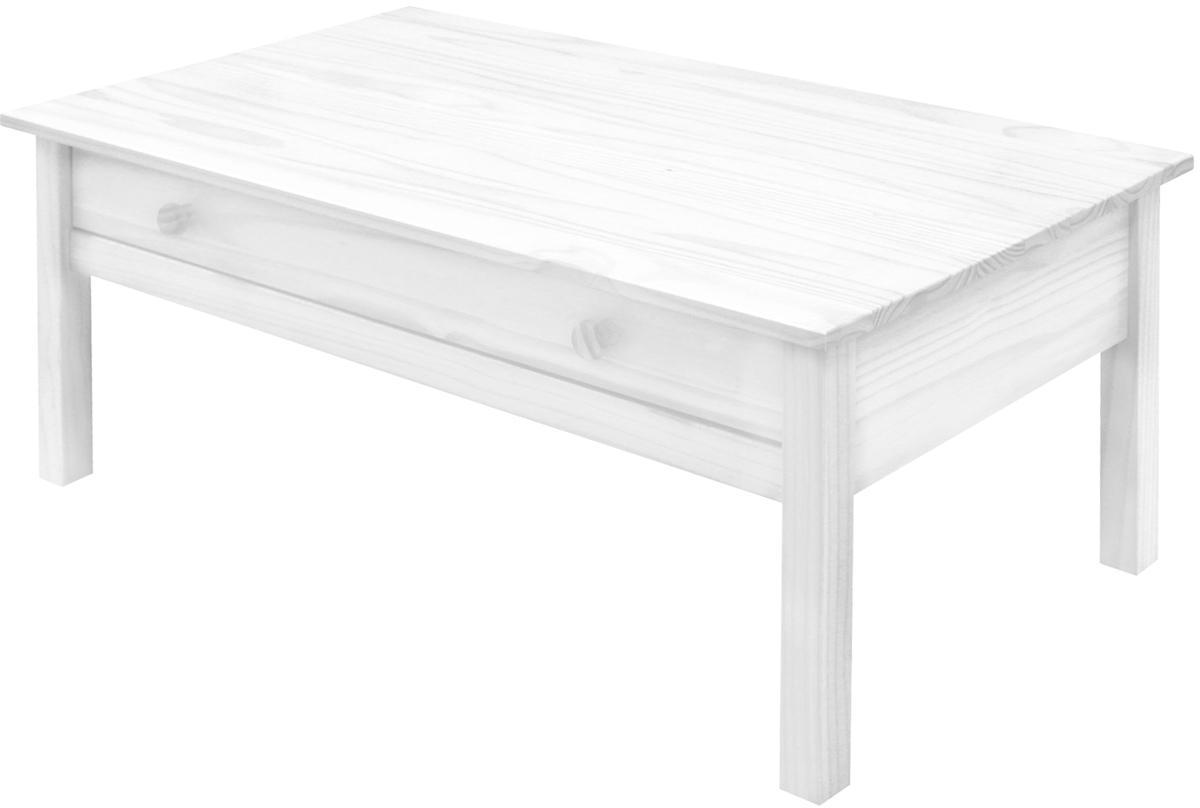 Konferenčný stolík TORINO biely