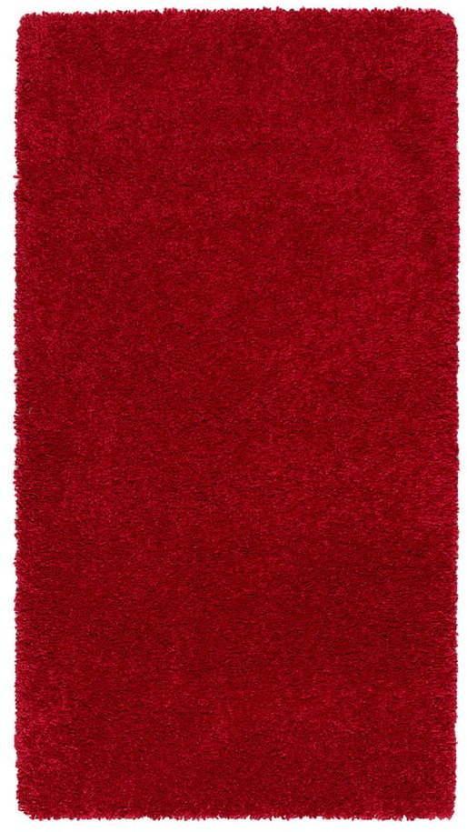Korálovočervený koberec Universal Aqua, 125 x 67 cm