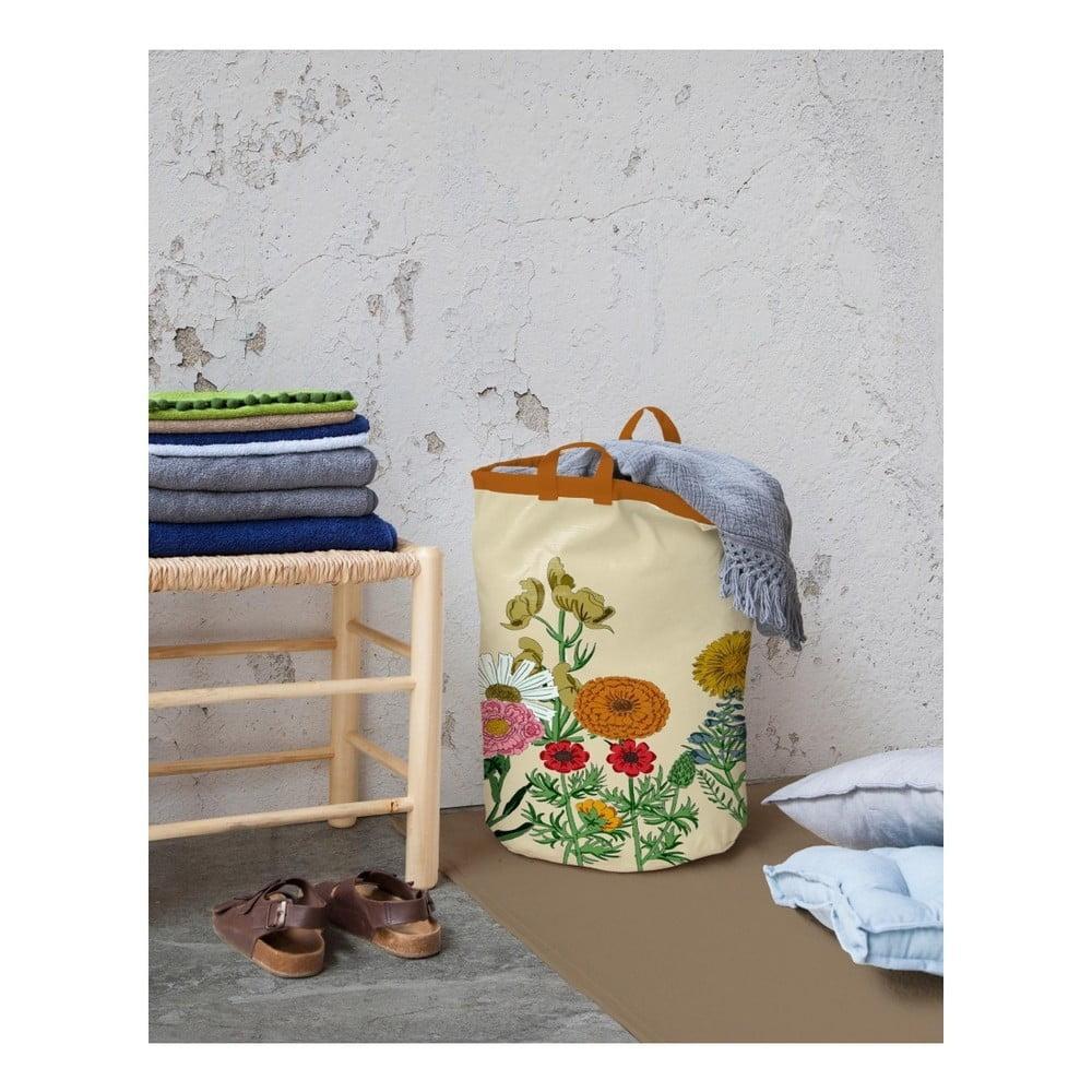 Kôš na bielizeň s prímesou bavlny Surdic Botanical