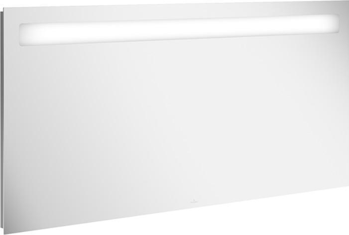 Koupelnové zrcadlo s osvětlením a audio systémem VILLEROY & BOCH 1400x750 mm