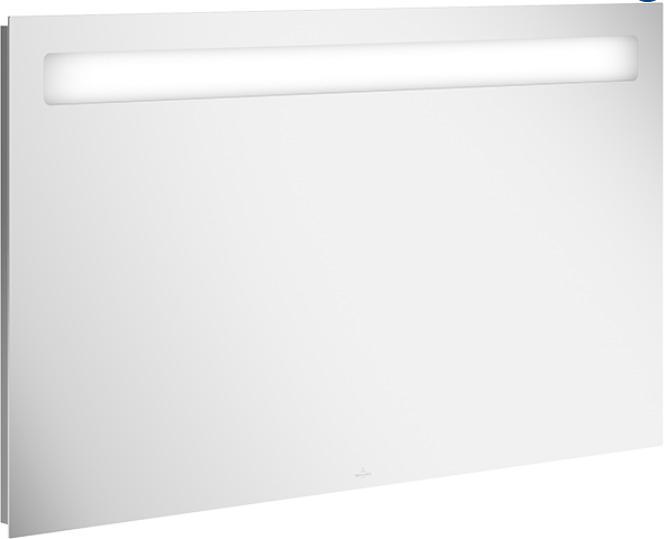 Koupelnové zrcadlo s osvětlením VILLEROY & BOCH 1200x750x47 mm