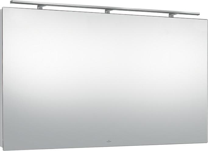 Koupelnové zrcadlo s osvětlením VILLEROY & BOCH 1300x750 mm