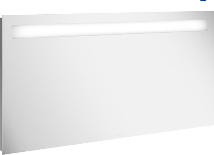 Koupelnové zrcadlo s osvětlením VILLEROY & BOCH 1600x750x47 mm