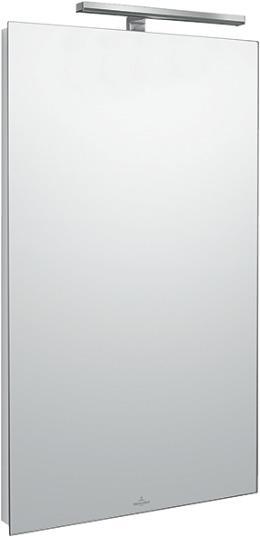 Koupelnové zrcadlo s osvětlením VILLEROY & BOCH 450x750 mm