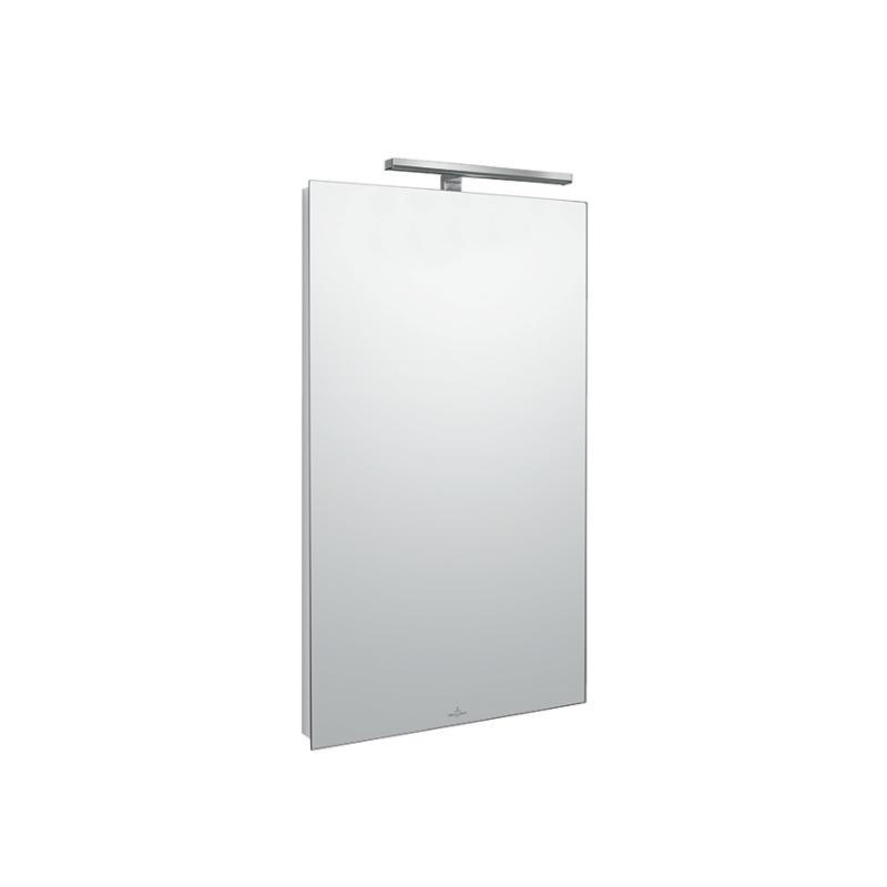 Koupelnové zrcadlo s osvětlením VILLEROY & BOCH 800 x 750 mm