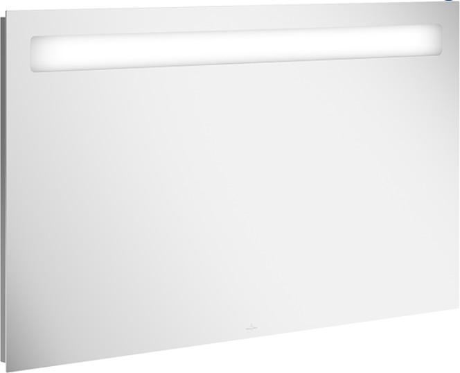Koupelnové zrcadlo VILLEROY & BOCH s osvětlením a s audio systémem 1200 x 750 mm