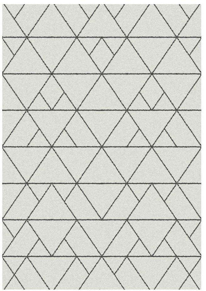 Krémovobiely koberec Universal Nilo, 160 × 230 cm