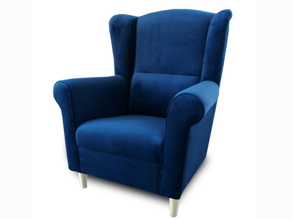 Kreslo - Tempo Kondela - Charlot rose 14 (modrá). Sme autorizovaný predajca Tempo-Kondela.