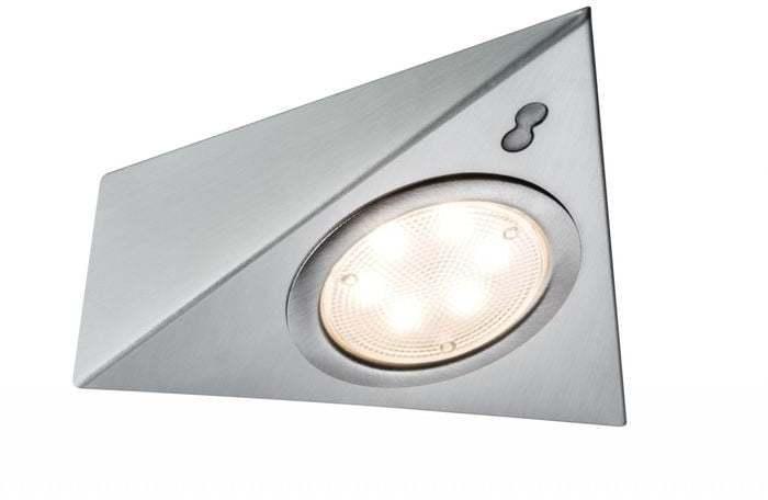 Kuchynské svietidlo PAULMANN LED nábytkové svítidlo 3ks  93572